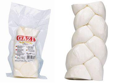 Örgü peyniri, Gazi,