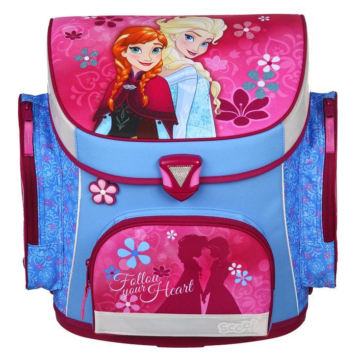 Школьный рюкзак disney princess schulranzen mascotte рюкзаки