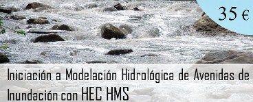 HEC HMS es la herramienta informática más utilizada a nivel mundial para la Modelización Hidrológica de Cuencas. HEC HMS es un software libre.