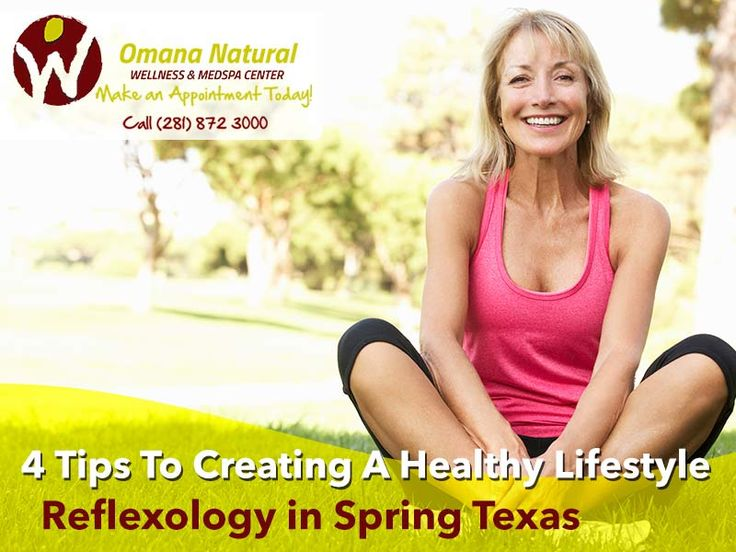 Omana Natural Wellness and MedSpa Center, LLC. - 4 Tips To Creating A Healthy Lifestyle