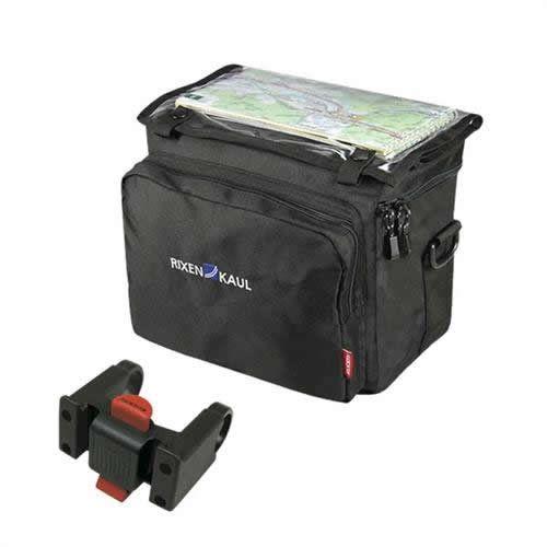 DEAL des TAGES: TASCHE KLICKfix Daypack Box Lenkertasche mit Adapter