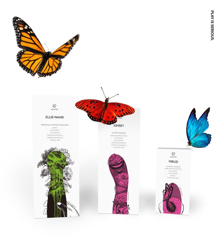 PlayVibe packaging on Behance