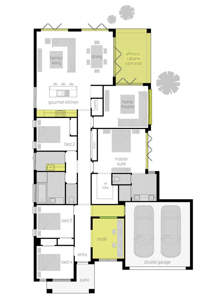 86 best images about floorplans on pinterest home design for Outdoor floor plan