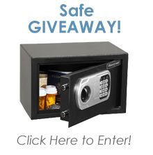 Honeywell Safe Giveaway