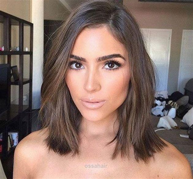 20 Kurze, schulterlange Haarschnitte   – Jullyia
