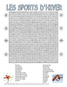 fiche dáctivite sur les sport d'hiver - Saferbrowser Yahoo Image Search Results