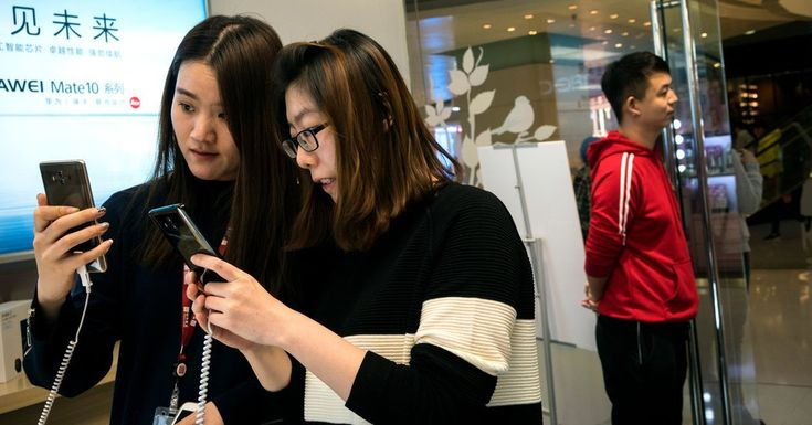Chinese Phone Maker Bets Big With a Premium Price      Huawei Technologies wants to banish from consumers' minds the idea that Chinese brands can produce only cheap knockoffs. https://www.nytimes.com/2017/11/19/technology/huawei-mate-10-smartphone.html?utm_campaign=crowdfire&utm_content=crowdfire&utm_medium=social&utm_source=pinterest