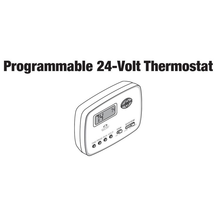 thermostat  single
