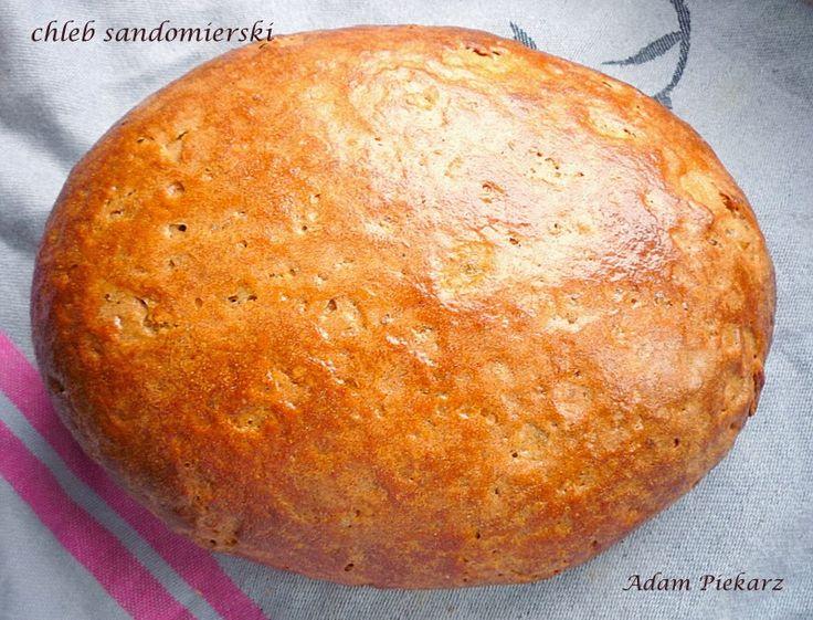 AdamPiekarz: chleb sandomierski