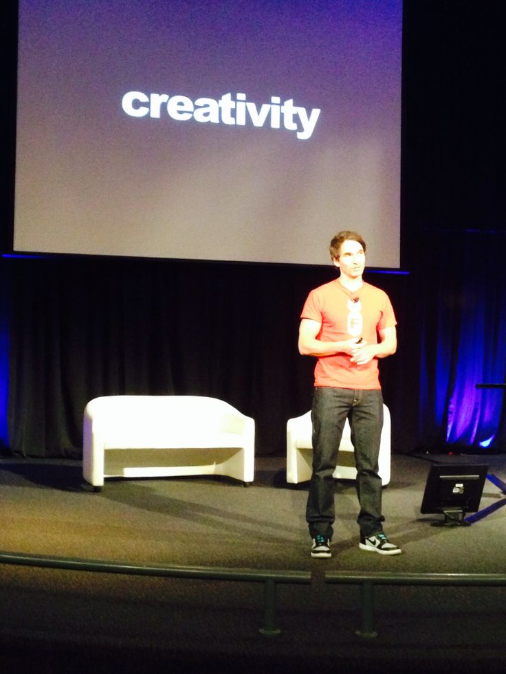 Got to meet Todd Sampson last week. He knows creativity! #gruentransfer #earthhour. Creativity is the only competitive advantage in business