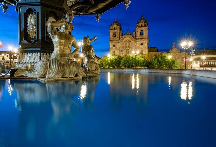 Iglesia la Compaña de Jesus - Cusco Peru by Maria_Globetrotter
