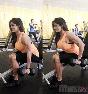 Rear Deltoid Training Shape round shoulders