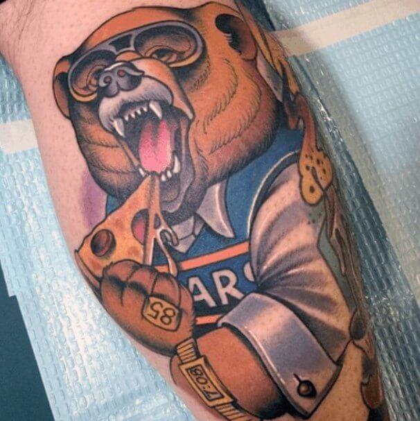 Pin On Animal Tattoo Ideas