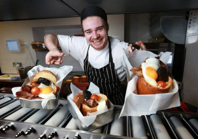 Want to know where to get the most exciting full English in the UK?
