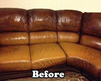 161 Best Leather Restore Images On Pinterest | Leather Furniture, Leather  Repair And Cleaning Tips