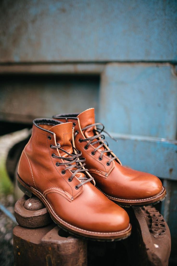 Red Wing Heritage 9022 Beckman Boot (Made in Red Wing, MN) $385