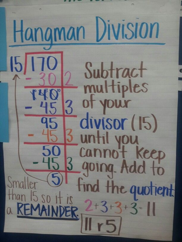 Division homework helper