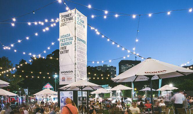 Sydney Festival 2013 Season concept and design by Alphabet Studio alphabetstudio.com.au