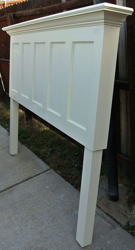 Ageless 5 panel king size headboard