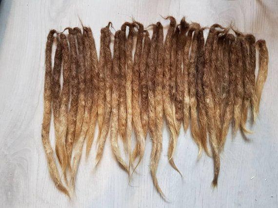 Bekijk dit items in mijn Etsy shop https://www.etsy.com/nl/listing/600670273/31-permanent-blonde-ombre-human-hair