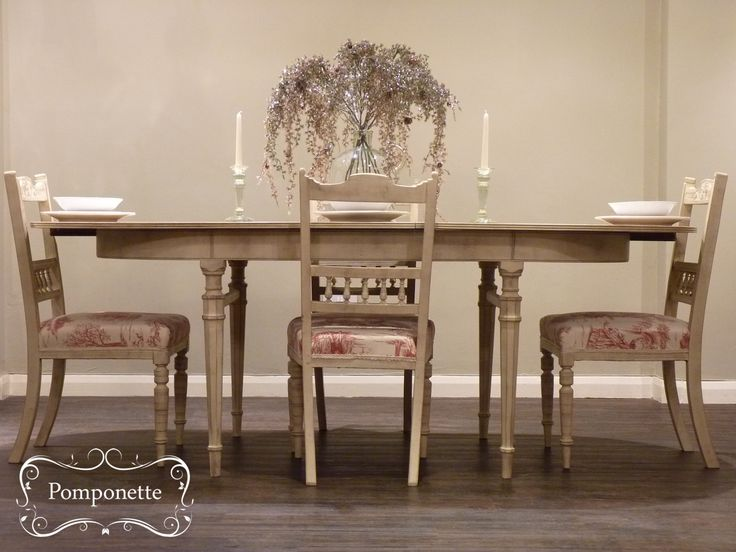 Extendable Dining Table Chairs Chalk PaintTM By Annie Sloan Stockists Trainers