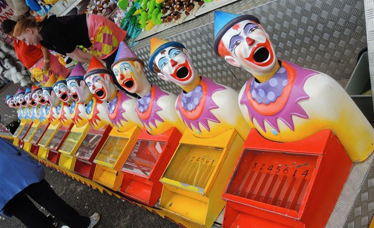 Classic Clowns.
