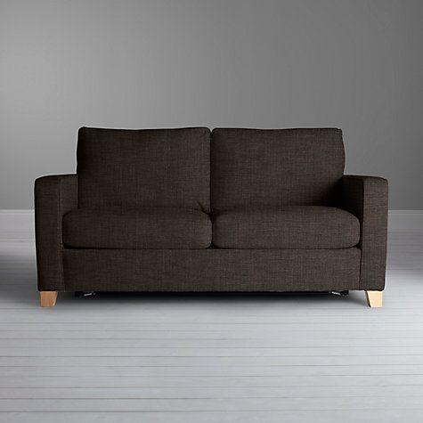 Buy John Lewis The Basics Jackson Sofa Bed, Light Legs Online at johnlewis.com