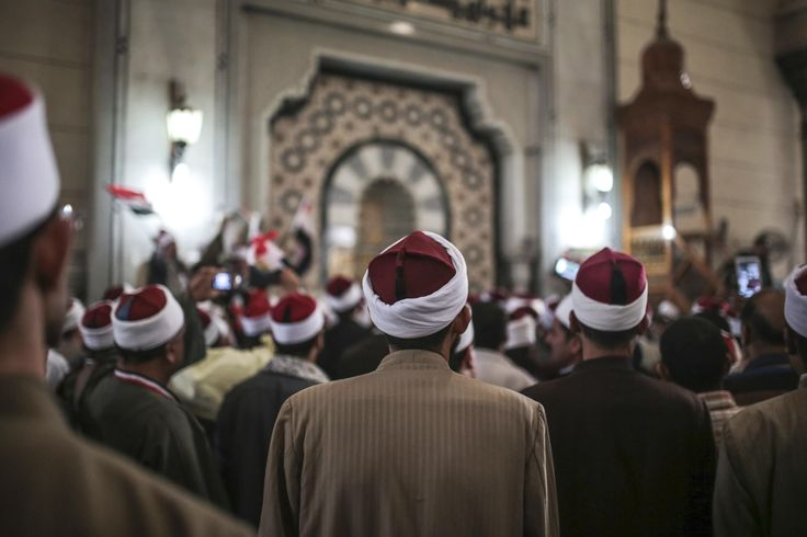 CAIRO (AP) — Egypt's top Islamic authority on Sunday rejected President Abdel-Fattah el-Sissi's suggestion that legislation be adopted to invalidate the practice of Muslim men verbally divorcing their wives.