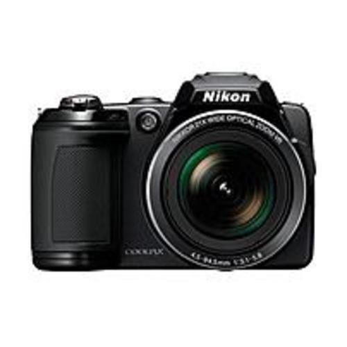 Nikon Coolpix 26253 L120 14.1 Megapixles Digital Camera - 21x Optical Zoom/4x Digital Zoom - 3-inch LCD Display - Black