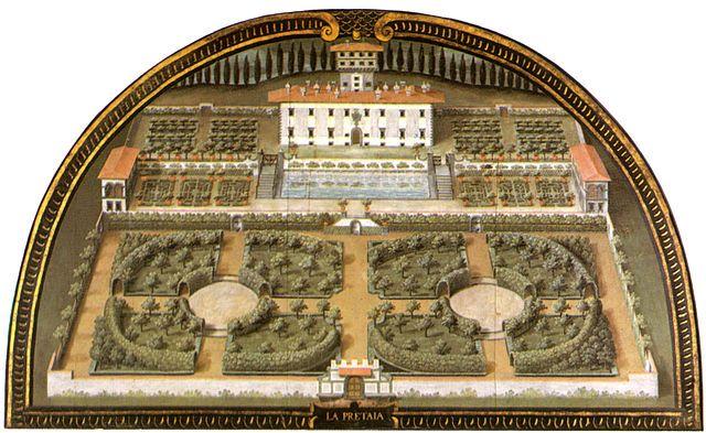 Sedert 2013 behoren de villa's van de familie de Medici tot het Unesco werelderfgoed