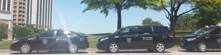 United Cab Service TX Website