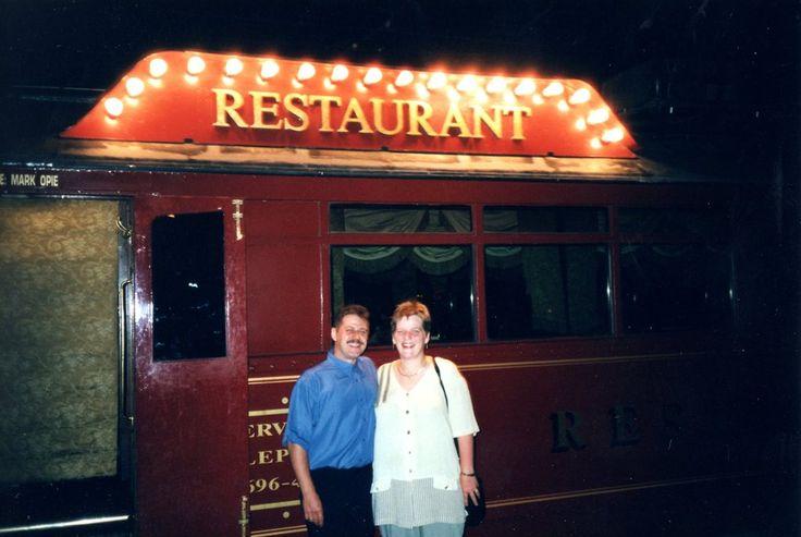 Melbourne Restaurant Tram