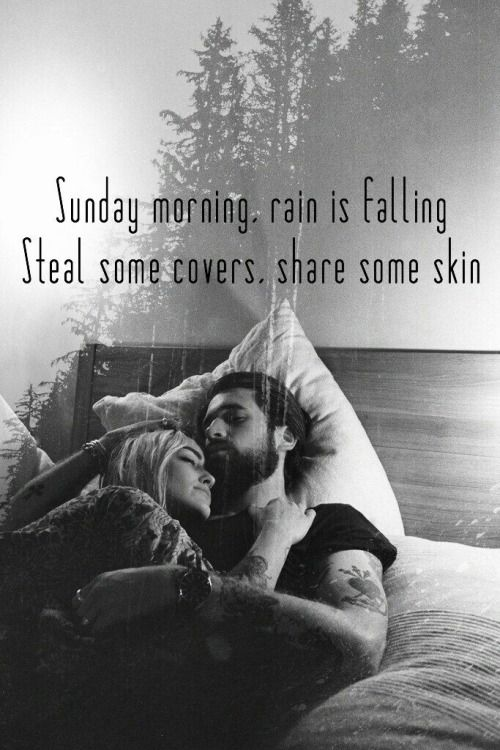 Maroon 5- Sunday Morning ❤️