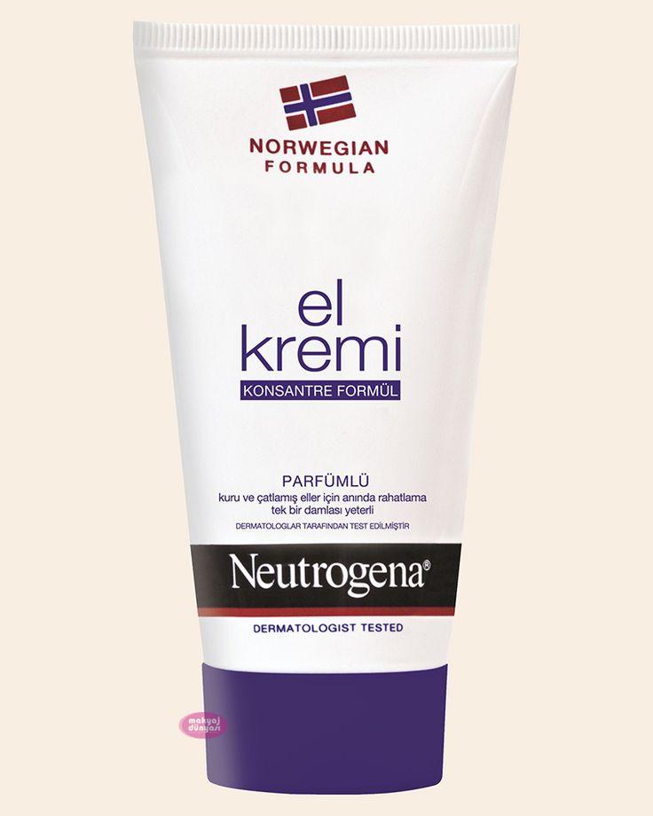 NEUTROGENA El Kremi Parfümlü 75 ml