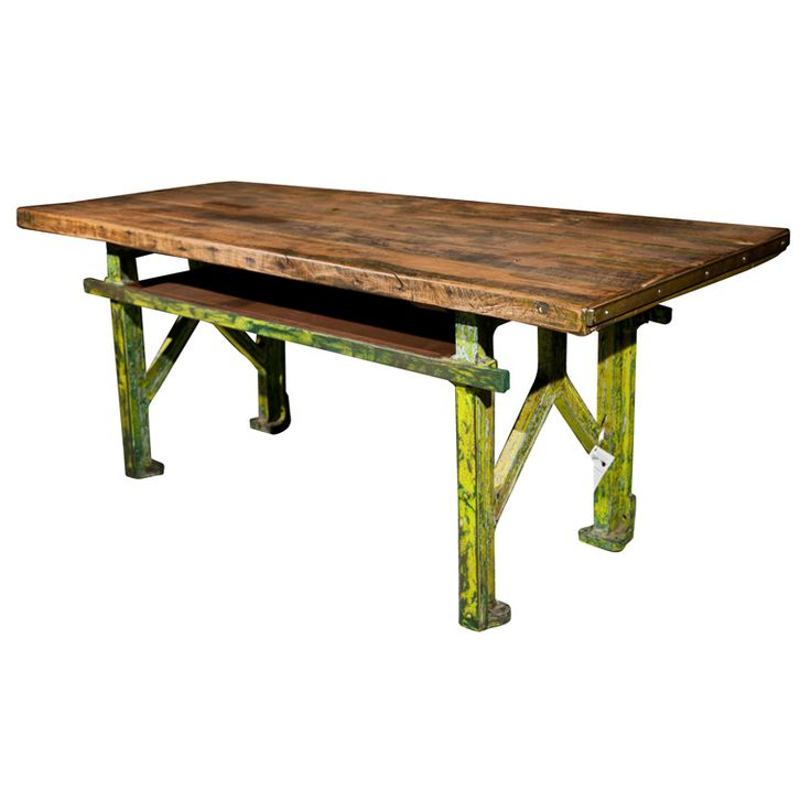 Industrial Kitchen Furniture: Best 25+ Industrial Dining Tables Ideas On Pinterest