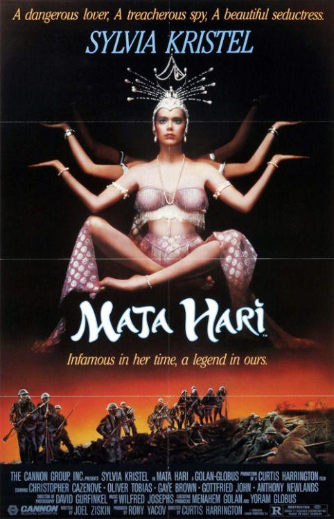 Mata Hari - USA, 1985