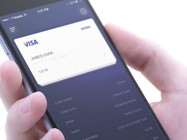 Concept app style for spend (www.spendwallet.com) For more stuff follow me here - - - Twitter | Instagram