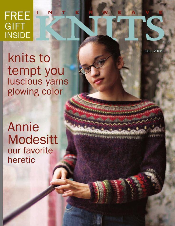 18 Best Interweave Knitting Images On Pinterest Crochet Magazine