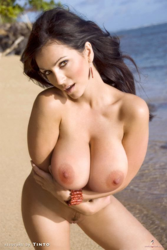 milani boobs Denise topless