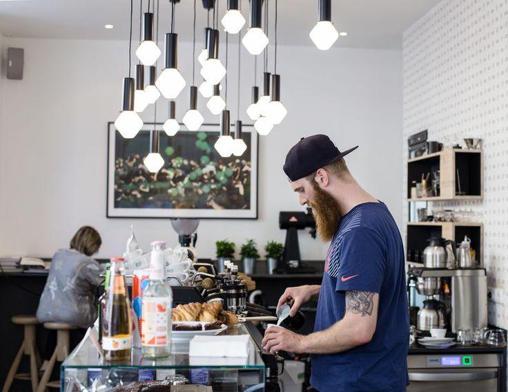 Man Versus Machine - Best specialty coffee shops in Munich, Germany