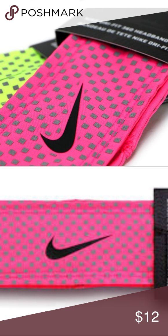 Nike Dri Fit 360 Headband New Nike Dri Fit Nike Accessories Nike