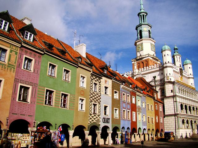 Top 10 places to visit in Poland
