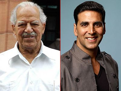 Will Akshay Kumar agree to play Dara Singh in his biopic?