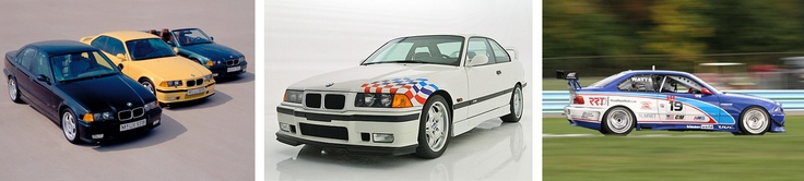 1995 BMW M3: Legendary and a world changing car in motorsports history and technology.