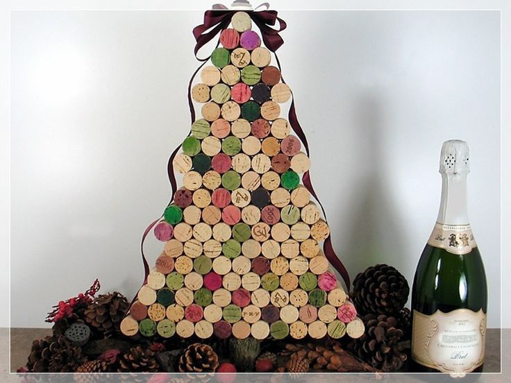 5 original ideas for Christmas tree which allows you to create a holiday atmosphere.