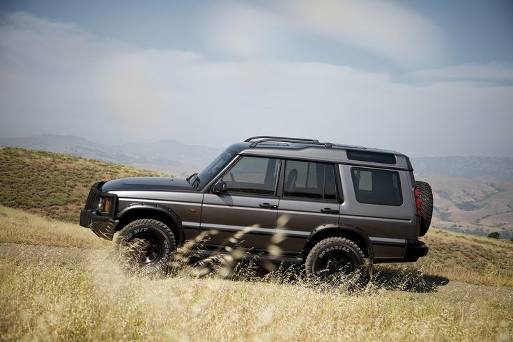 """Land Rover discovery II 