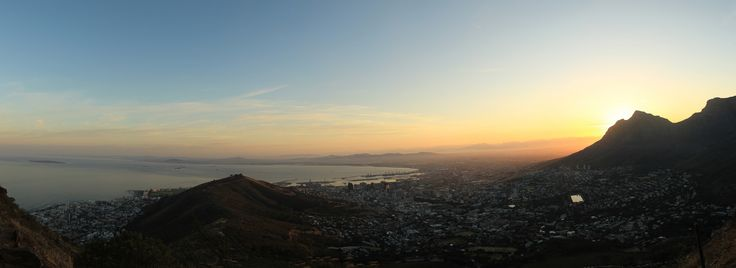 https://flic.kr/p/CT6Tm2   Before the Sunrise   Early morning hike to Wall'y Cave, Lions Head. Cape Town is one beautiful city.