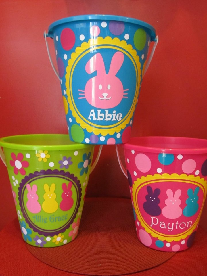 115 Best Personalized Pails Easter Halloween Sand