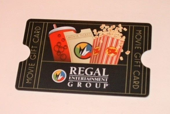#Coupons #GiftCards Regal Entertainment Group Movie Gift Card $25 #Coupons #GiftCards