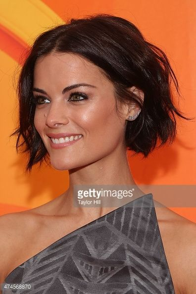 jaimie alexander bob haircut - Google Search